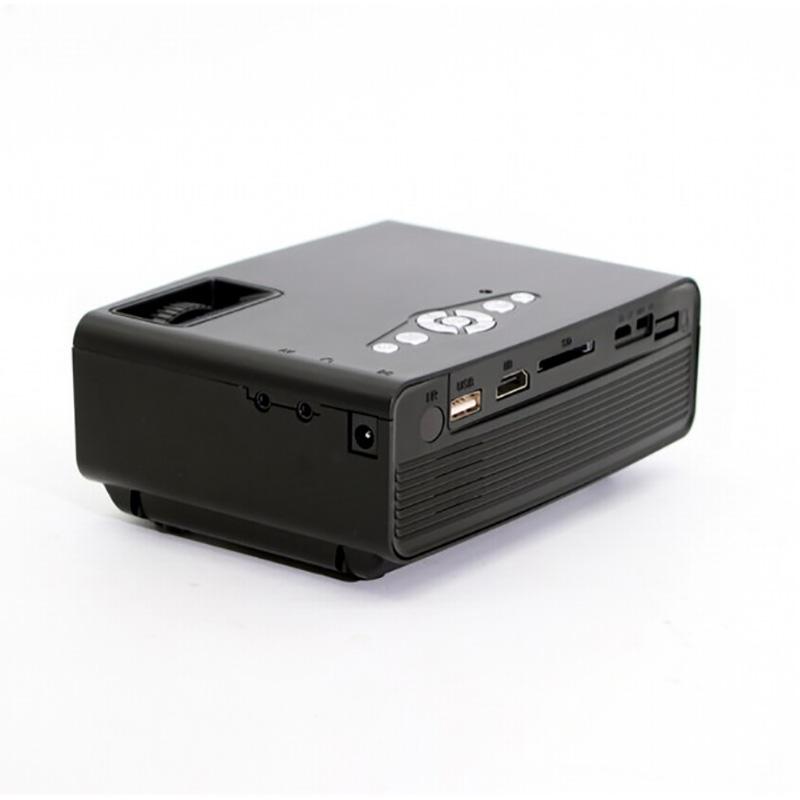 1500 lumens Mini LCD LED Projector S-280
