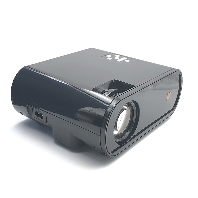 Portable Miracast LED Projector