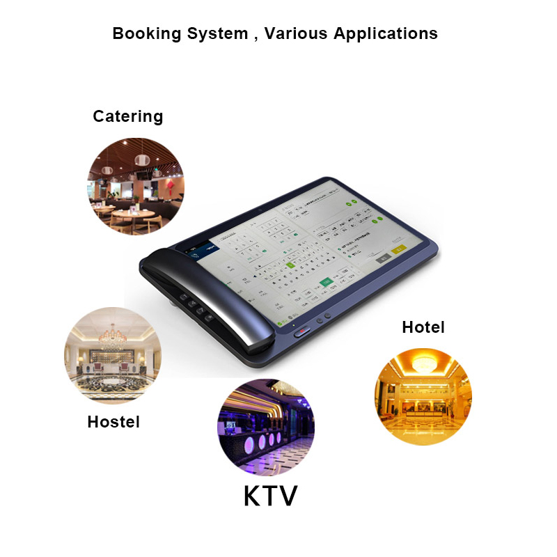 13.3inch 3G tablet PC with touch screen and phone call receiver