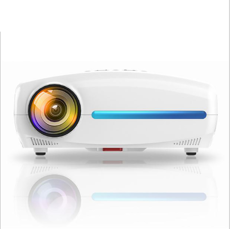 5500 Lumens FHD 1920x1080P Android Projector