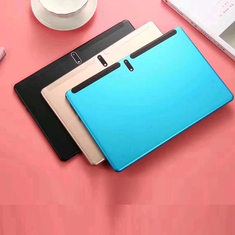 10.1inch Glass Touch Screen Octa Core Android Tablet PC with thin case